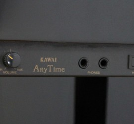 KAWAI any time 121 SILENT SYSTEM
